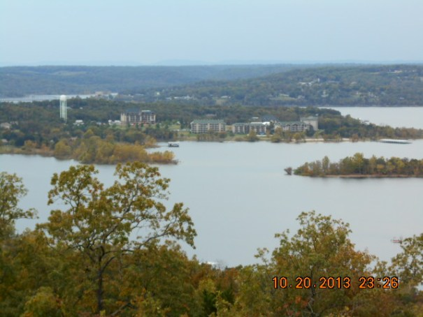 Nice view lots.  Overlooking Table Rock Lake.