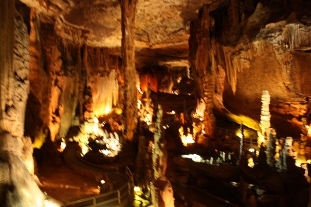 Cathedral Room of the Cavern
