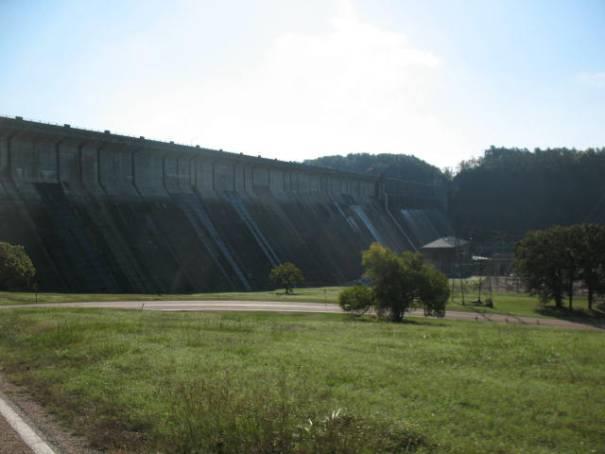 Dam in Missori.