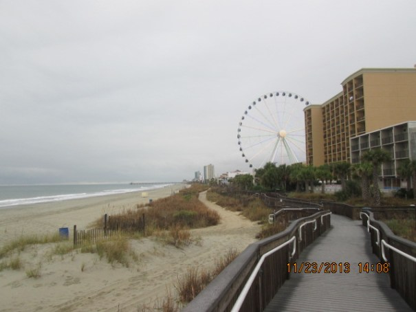 The other Myrtle Beach.