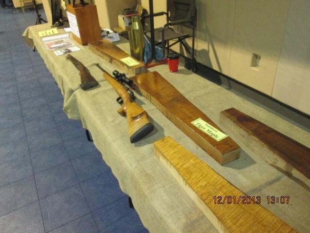 Custom gun stocks, made to order, pick your wood slab.