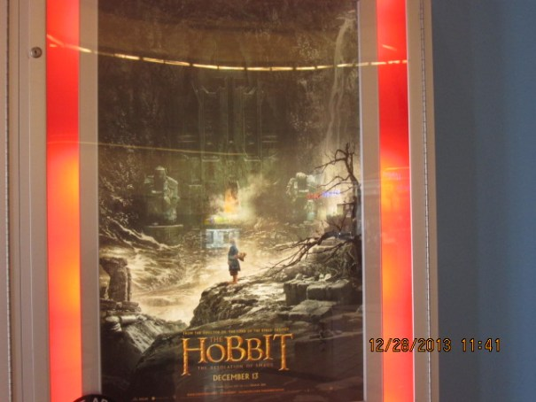 The Hobbit, part 2 of 3, Gees.