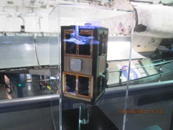 Pico satellite.
