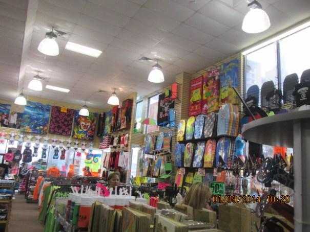 Nice shop.