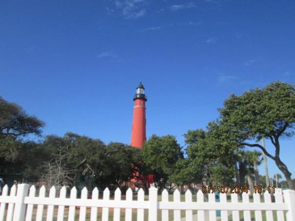 Ponce De Leon Inlet Light Station.