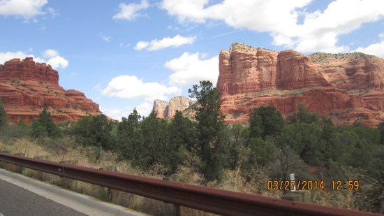 I apologize, it is so hard to not post pictures of Sedona.  Went overboard, I know.