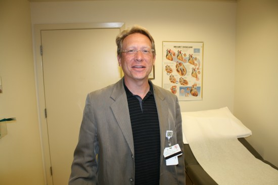 Dr Richard Gerber, excellent cardiologist, practices state of the art, and a joy to know.