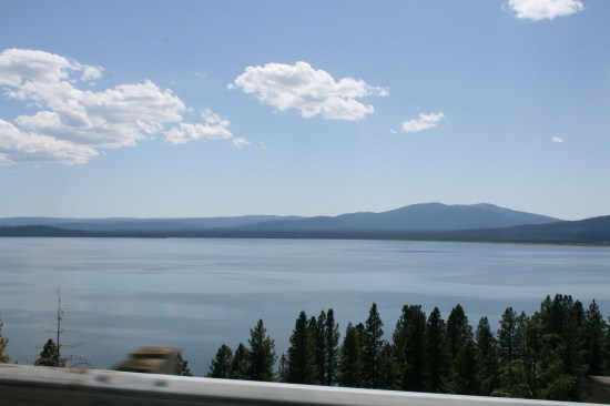 Lake Almanor.
