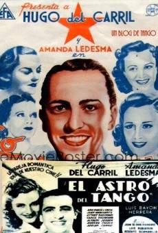 Risultati immagini per el astro del tango pelicula