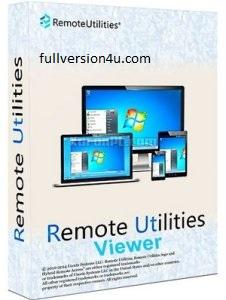 RemoteUtilitiesViewer
