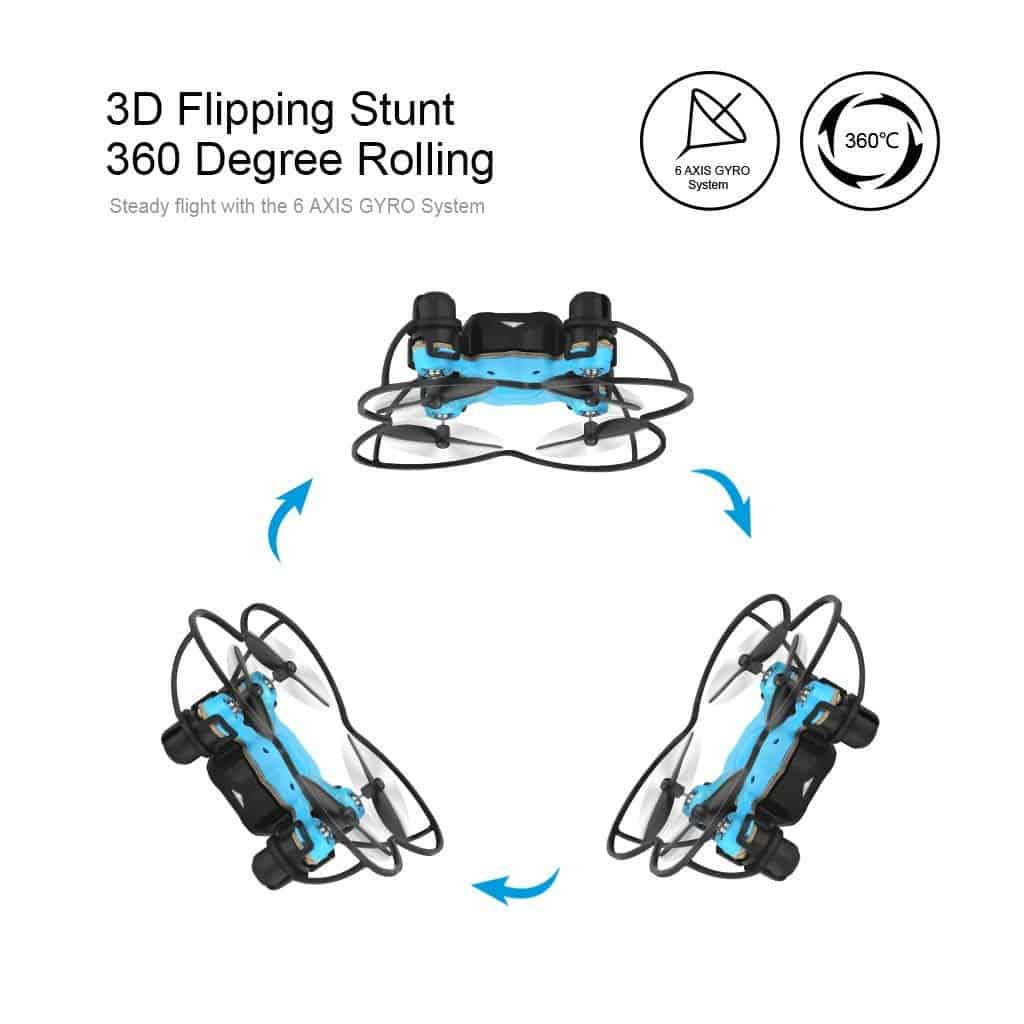 Top 5 Best Mini Drones List Reviews Fully Droned