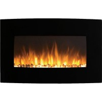 Regal Flame Broadway 35 Inch Ventless Heater Electric Wall ...