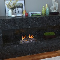 Set of 10 Ceramic Fiber Propane Gel Ethanol Gas Fireplace ...