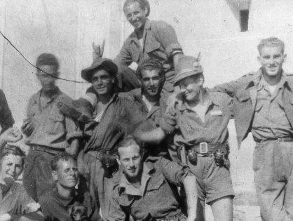 8 ottobre 1944, vite appese ad un filo
