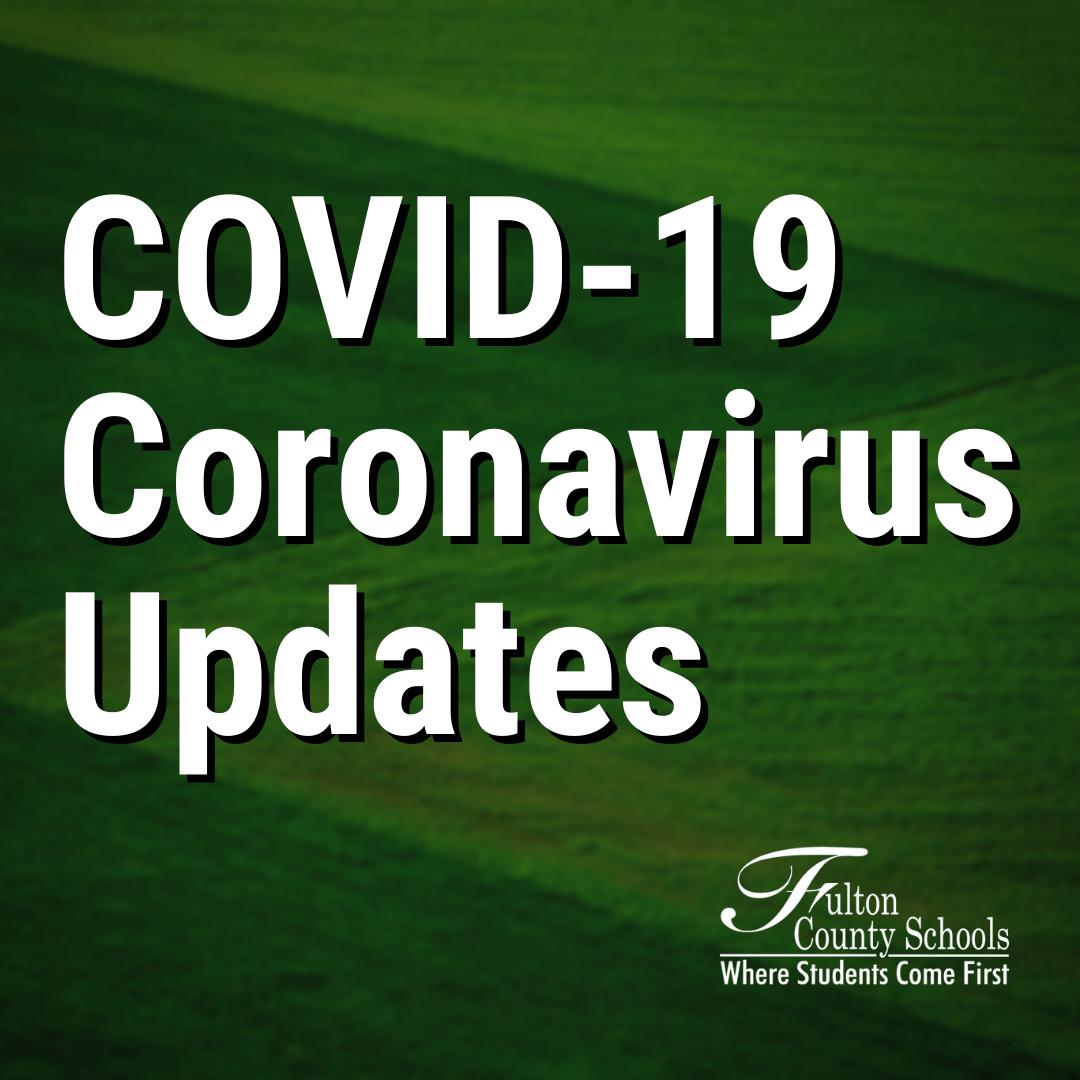Student Health Services / COVID-19 Coronavirus Updates