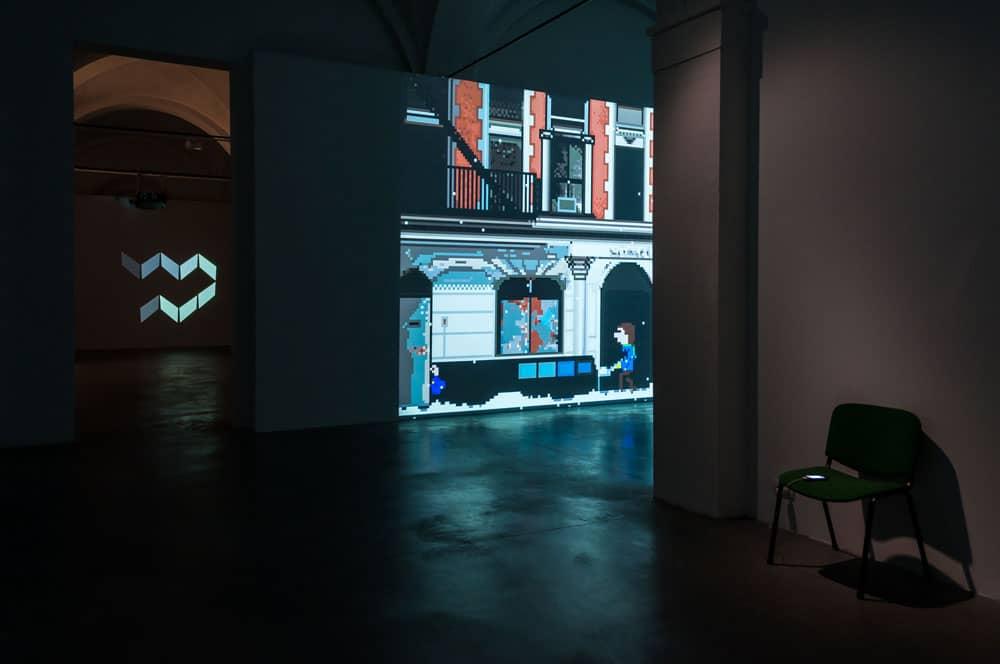 EFFIMERA - Relazioni disarmoniche - ph. Elenia Megna, Modena 2016