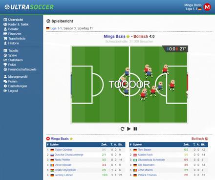 Ultra Soccer