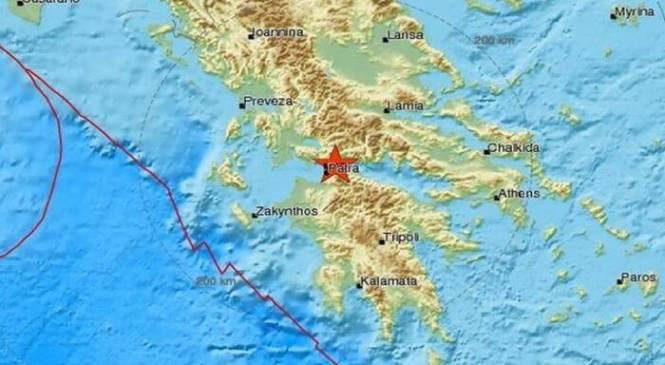 5,2 Ρίχτερ ισχυρός σεισμός στην Πάτρα! Δείτε τις ζημιές που προκλήθηκαν από το χτύπημα του Εγκέλαδου (photos)