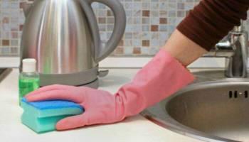 Εσείς το ξέρατε  Δείτε κάθε πότε πρέπει να πλένουμε τον νεροχύτη! 0ee3e7ec3fa