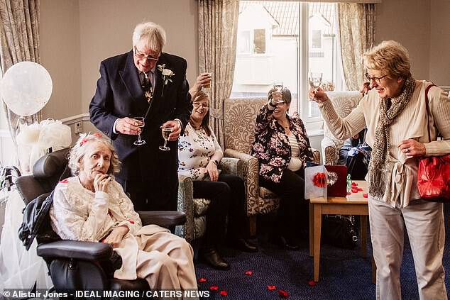 With their business still to run, Colin now splits his time between Gozo and the nursing home in Telford, where he visits Pauline every several weeks