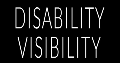 Disability Visibility Matters