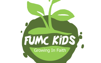 FUMC Kids fall program kicks off August 19th and 20th.