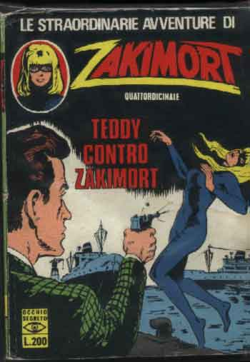 Zakimort
