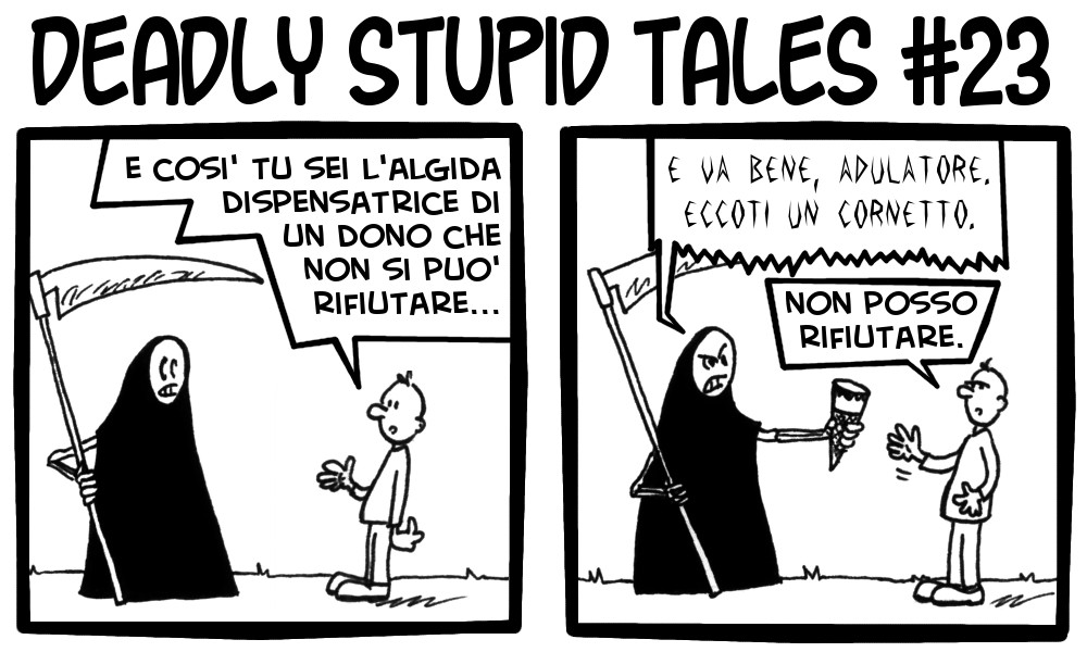 Deadly Stupid Tales 23