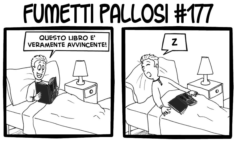 Fumetti Pallosi 177