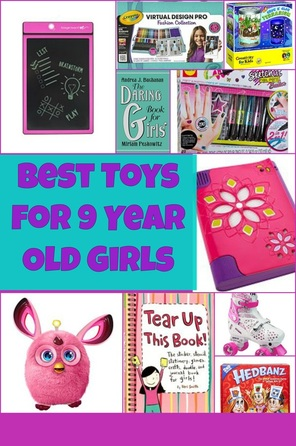 9 Year Old Girls Toys For Kids