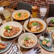 帕里帕里小餐館,台中紅茶店,台中美食,台中餐廳,台中聚會推薦