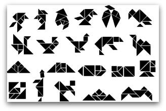 tangram pictures, tangram, tangrams, tangram puzzles, tangram puzzles printable, printable tangram puzzles, tangram shapes, tangram activities, tangram ideas