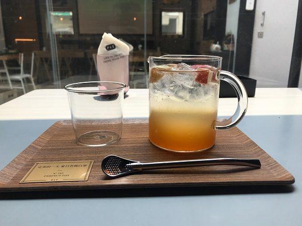 【臺北中山】カフェ×雑貨屋「Paper & Tea 柏林選茶」へ行ってみた