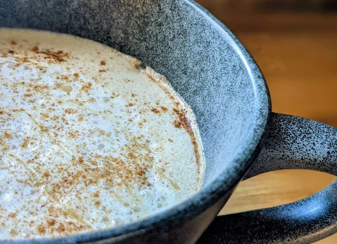 Maple latte