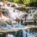 World Famous Attraction Dunn's River Falls Ochorios Jamaica