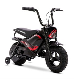funbikes mb 43cm black 250w electric kids monkey bike in stock [ 1600 x 1600 Pixel ]
