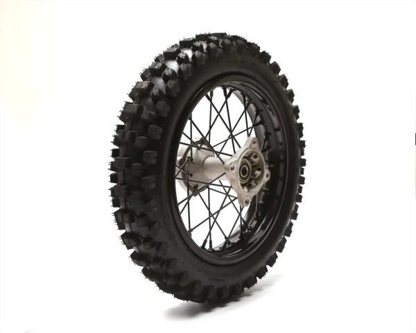 """M2r Kxf125 Pit Bike Rear 12"""" Wheel"""