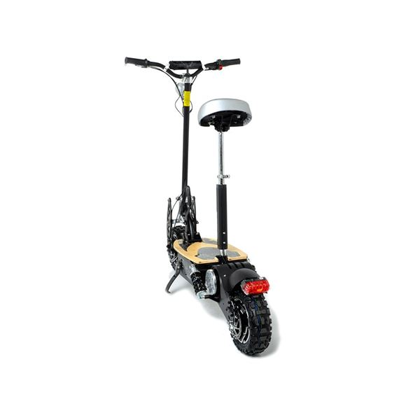 Chaos Sport 48 Volt 1600W Electric Scooter Big Wheel Off