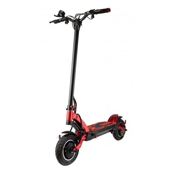 Kaabo Mantis Pro 2000w 60v 24.5AH Twin Motor Red Electric