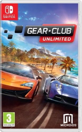 Gear.Club Unlimited (Switch)