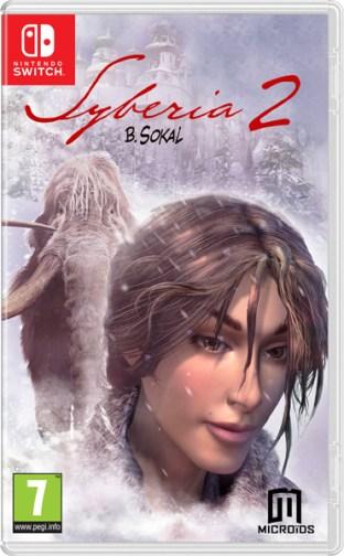 Syberia 2 (Switch)
