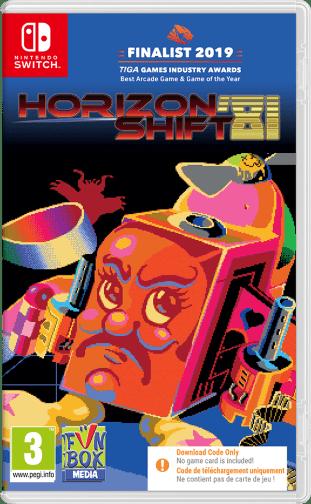 Horizon Shift '81 | Nintendo Switch [Code-in-Box]