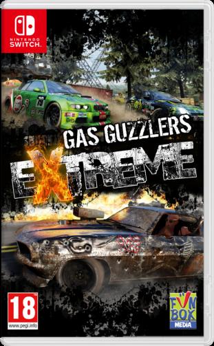 Gas Guzzlers Extreme | Nintendo Switch