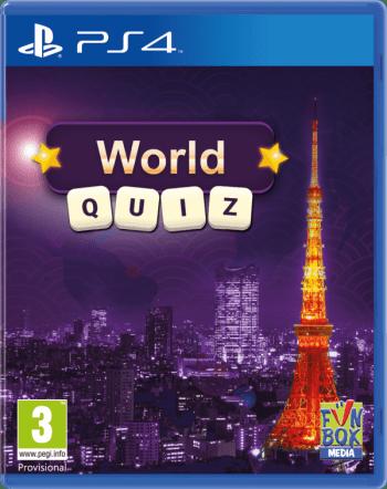 World Quiz   PlayStation 4