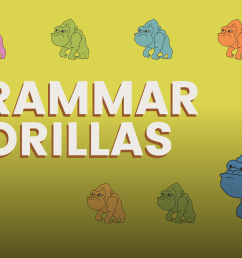 Grammar Gorillas - a game on Funbrain [ 1530 x 2280 Pixel ]