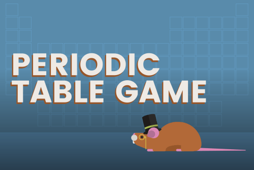 small resolution of The Periodic Table - a game on Funbrain