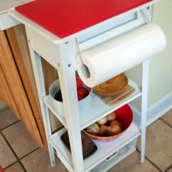 Ikea Kitchen Remodel Cost Shelf Ideas Hack 電腦桌成超級方便的移動式小中島 什麼鳥玩佈置享生活 居家 Diy 改造ikea 站立式電腦桌變身實用方便移動式小小廚房中島