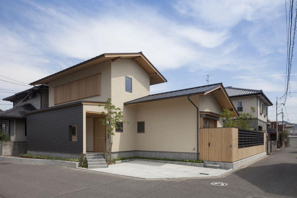 現代日本房屋外觀設計風格思路案例分享     什麼鳥玩佈置 享生活   居家生活靈感誌