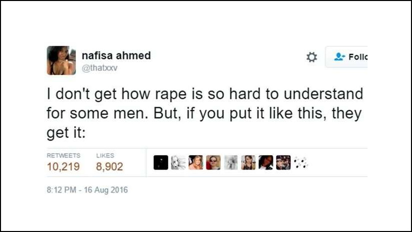 Rape Clearly Explained