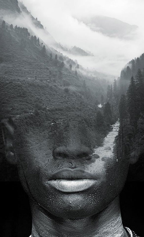 Artist Blends Humans With Nature In BeautifullySurreal